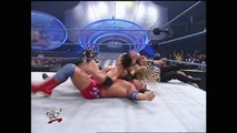 DWAYNE THE ROCK JOHNSON, KANE AND THE UNDERTAKER VS EDGE, CHRISTIAN AND KURT ANGLE - SMACKDOWN (2001) - WWE Wrestling - Sports MMA Mixed Martial Arts Entertainment