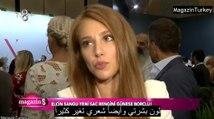 لقاء جديد مع الممثلة الشين صانغو بطلة مسلسل حب للأيجار - مترجم للعربية