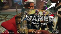 Super low Payday 2 config file, FPS Boost on low end PCs (Intel Celeron + IntelHD)