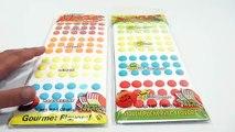 Méga acide Bonbons boutons avec bouche plissement les saveurs