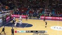 Pro A J3 : Pau-Lacq-Orthez vs Lyon-Villeurbanne