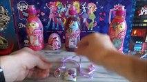 Boisson des œufs pour filles dans petit Ma mon poney jouets avec œufs surprise surprises petit poney