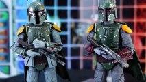 Versus #19 - Mafex Empire Strikes Back Boba Fett vs Mafex Return of the Jedi Boba Fett