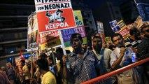 Grèce : manifestation en hommage à une victime d'Aube Dorée