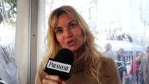 Interview Ingrid Chauvin au Festival de la fiction TV de la Rochelle 2017