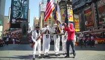 Shofar à New york avant roch hachana