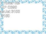 Laser Tek Services  4 Pack Black Toner Refill Kit for HP C3906A 06A LaserJet 3100 3150