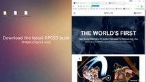 RPCS3 Emulator | Download, Setup, & Configure Tutorial | Play Sony