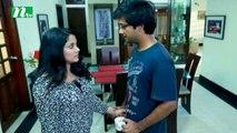 Drama Serial Astha | Episode 105 | Saju Khadem & Kushum Shikdar