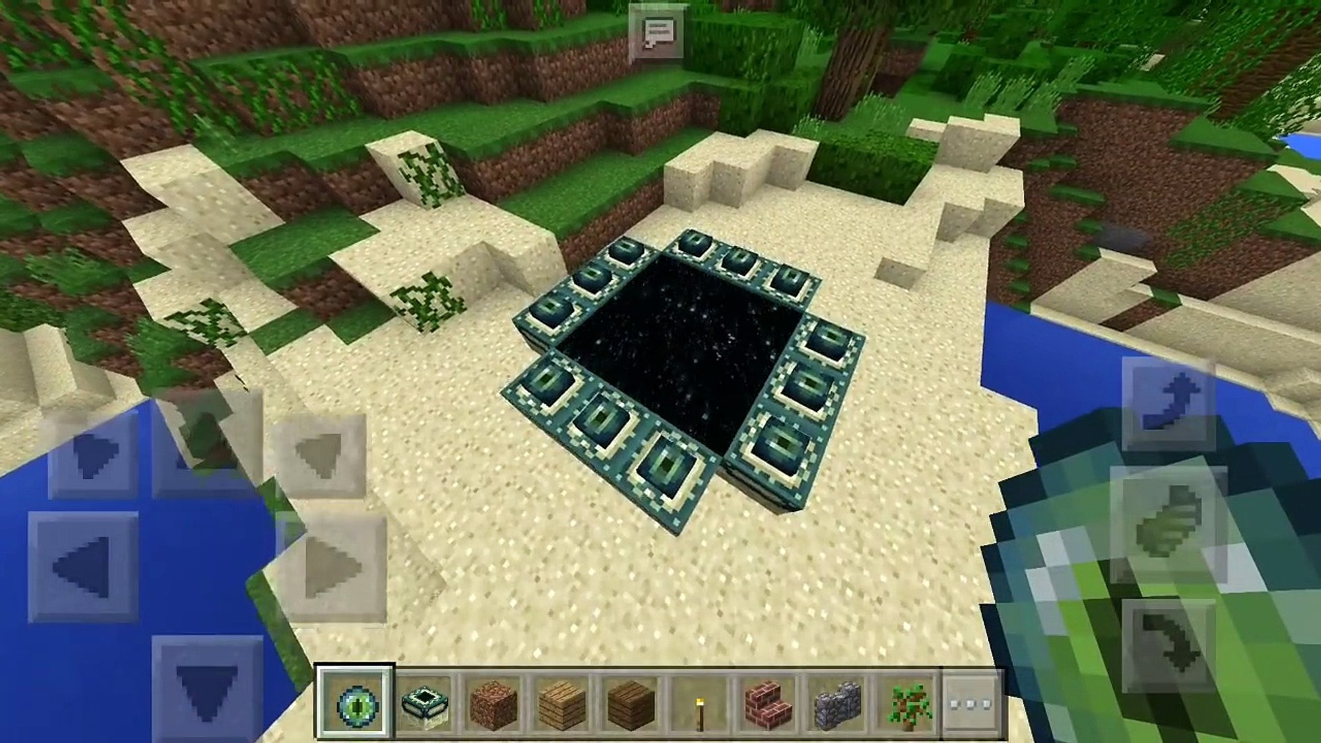 How To Hatch the Ender Dragon Egg in Minecraft Pocket Edition (1 0+)