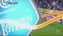 1-1 Clint Leemans Penalty Goal Holland  Eredivisie - 17.09.2017 Vitesse Arnhem 1-1 VVV Venlo