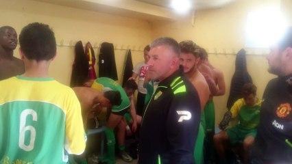 U19 Coupe Gambardella vestières17-09-17