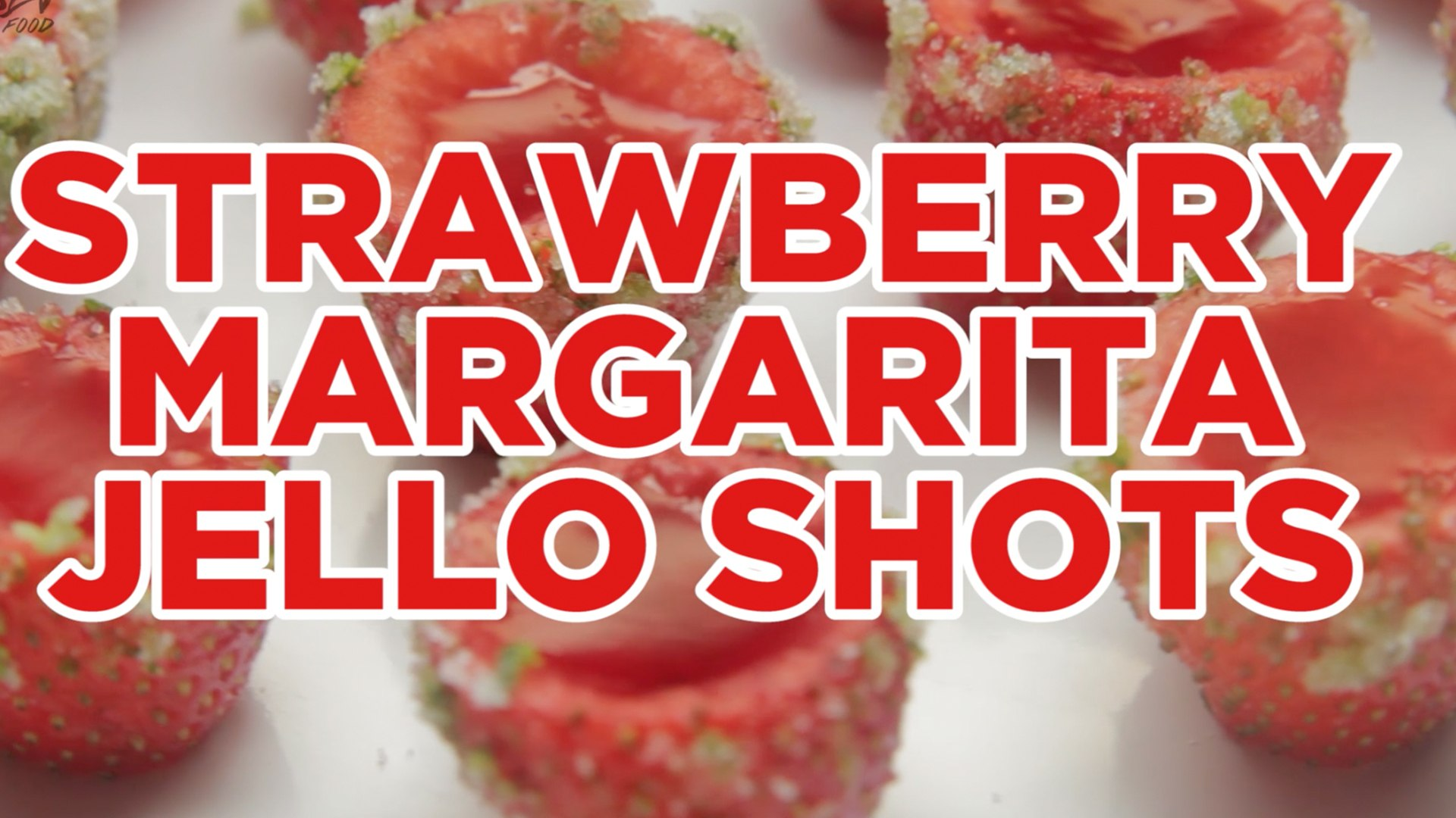 How To Make Strawberry Margarita Jell O Shots Full Recipe Video Dailymotion