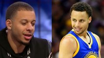 Seth Curry Says HE'S a Better Shooter Than Steph