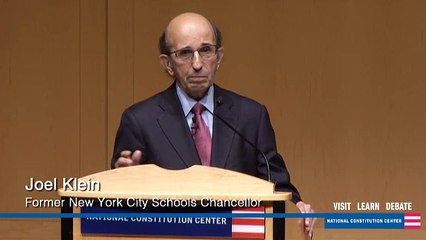 NYC School Chancellor's Vision for Children First Education
