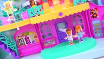Dora and Friends Cafe Arco Iris Rainbow Cafe Playset with Interive Music Band & Lights