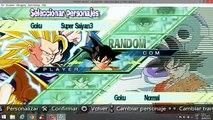 TUTORIAL: Dragon Ball Z Shin budokai 2 (Modificado) for PsP