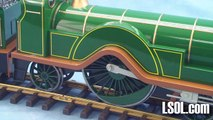 Emily The Emerald Green Engine - UnBoxing - Thomas the Tank Engine and Friends - Bachmann Trains