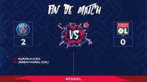 Париж 2-0 Лион