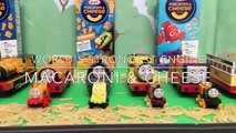 Thomas and Friends Mac and Cheese Minis - Worlds Strongest Engine Kids Toys Thomas the Tank Engine