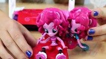 My Little Pony - Equestria Girls Minis - Pidżama Party - Impreza u Pinkie Pie / Event at Pinkie Pie