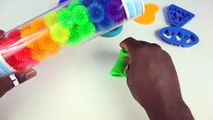 Homme chauve-souris les couleurs Apprendre puissant moule patrouille patte porc jouer sucettes glacées super-héros jouets Doh Peppa