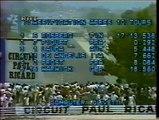 Gran Premio di Francia 1985: Sorpassi di N. Piquet a K. Rosberg e di Lauda e Prost a De Angelis e sosta di A. Senna