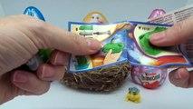 Kinder Surprise Easter Bunny - Kinder Surprise Maxi Eggs - Easter Egg Surprise Toys - Swiss Surprise
