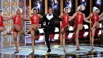 Stephen Colbert Opened The Emmys With A Dark Musical Number About The Power Of TV