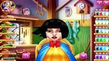 Disney Princess Games - Snow White Real Haircuts – Best Disney Games For Kids Snow White