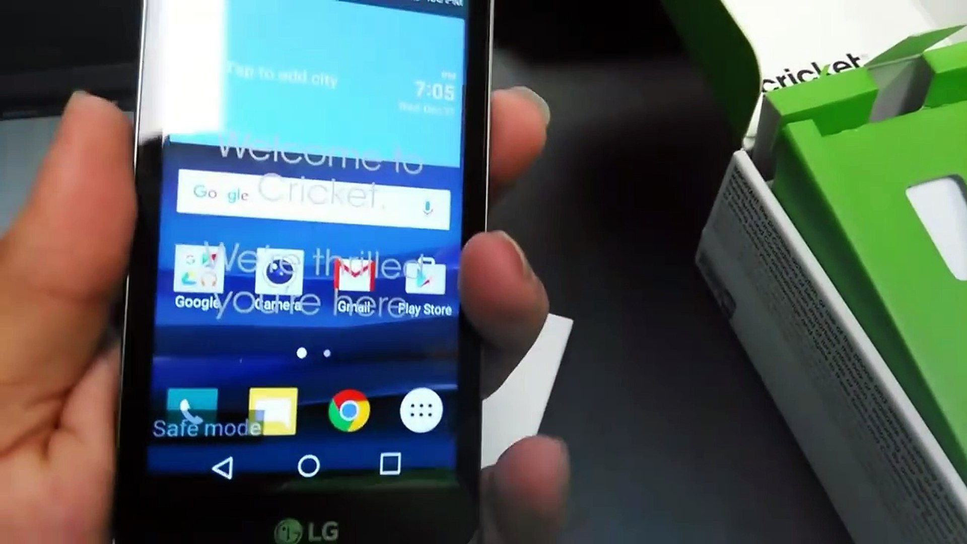LG Spree: Unboxing, Review, First Look, Cricket Wireless MTR