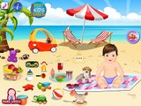 Bébé amusement pique-nique baignade Jeu pour tous les enfants