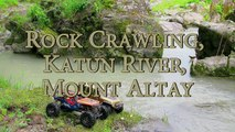 RC Extreme Pictures — #RC Cars OFF Road 4x4 Adventure Rock Crawling along Katun River in Mount Altay