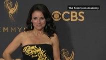 Emmy's: Sean Spicer pokes fun at former boss President Trump