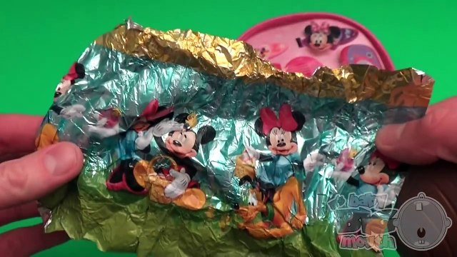 Baby Big Mouth Surprise Egg Backpack! Disney Minnie Mouse Edition