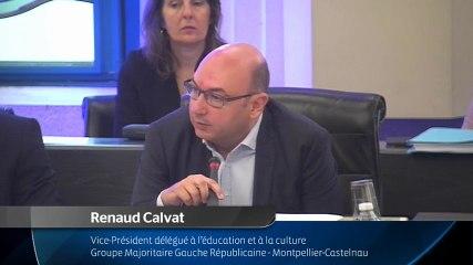 [18 septembre 2017] Session publique du Conseil départemental de l'Hérault (1ère partie)