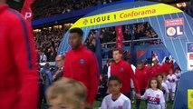 Paris Saint-Germain - Olympique Lyonnais (2-0) - Résumé - (PSG - OL) _ 2017-18