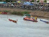 Boat race in Nan, Thailand - Regate (Nan, Thailande)