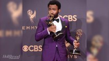 Donald Glover Wins Lead Actor In a Comedy Series & Directing for a Comedy Series | THR News