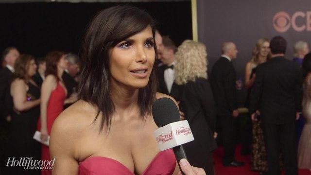 Padma Lakshmi Wants to Reboot 'I Dream Of Jeannie'   Emmys 2017