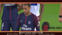 Neymar Asking Cavani For The Penalty , And Edinson Missed it