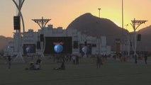 Rock in Río abre sus puertas para dar inicio al gran festival de música