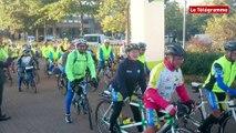 Bretagne. Les greffés font leur Tro Breiz à vélo