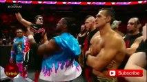 OMG!! Brock Lesnar Helps Roman Reigns & Destroys All WWE RAW Superstars | WWE Monday Night RAW | HD