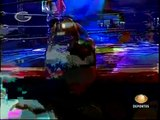 AAA-Sin Limite  2009.08.17  Tehuacan  04 Aero Star & Fabi Apache vs. Billy Boy & Sexy Star