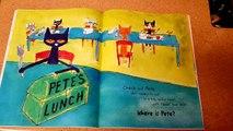 Pete the Cat: Rocking in my School Shoes - Read Aloud