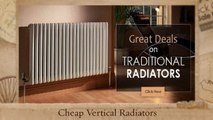 Cheap Vertical Radiators   White Vertical Radiator    Anthracite Vertical Radiator    Radiator Hut