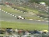 GP Gran Bretagna 1985: Sorpasso di Laffite a N. Piquet, lotta tra Prost ed A. Senna e ritiri di A. Senna e Berger