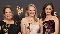 Hulu Makes Stunning Debut At 2017 Emmys For 'The Handmaid's Tale'