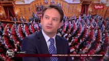Possible renforcement de l'opposition politique au Sénat, après les sénatoriales selon Jean-Philippe Derosier